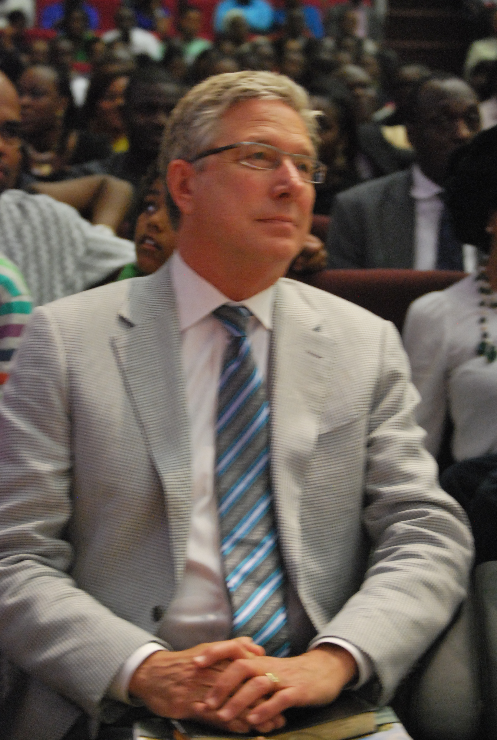 [PHOTOS] DON MOEN, TONY BLAIR,GOODLUCK JONATHAN AT THE ...