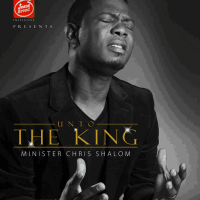 #SELAHMUSIC: CHRIS SHALOM | UNTO THE KING