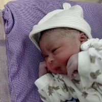 Gospel Singer Ayo Vincent Delivers Baby Boy