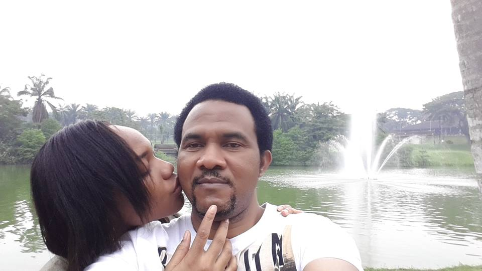 Ada & Hubby Ehi Moses Share Photos… And Some PDA From ...