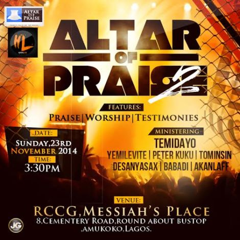 Altar of Praise