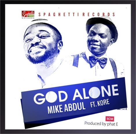 God Alone Song artwork