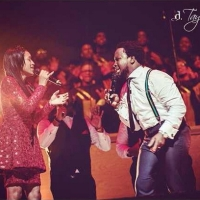 SelahTV: Sonnie Badu Features Newly Wedded Wife Annie In Live Recording
