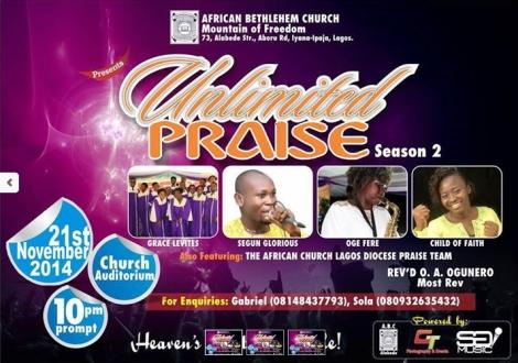 Unlimited Praise 2