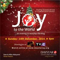 Weekend Outlook: Rhyme & Reason, Daystar Christmas Carol, Copa Lagos & More Events