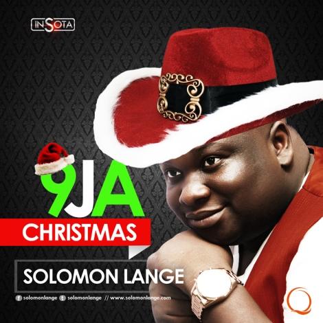 Solomon Lange Christmas Song Art work 750 x 750