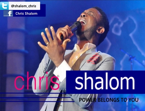 Chris Shalom Power Belongs to You