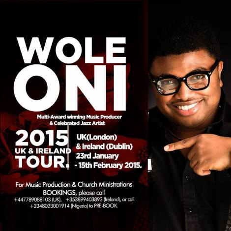Wole Oni UK & Ireland