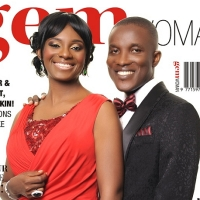 Pastor Godman Akinlabi And Wife Cover gemWOMAN Magazine's New Issue!