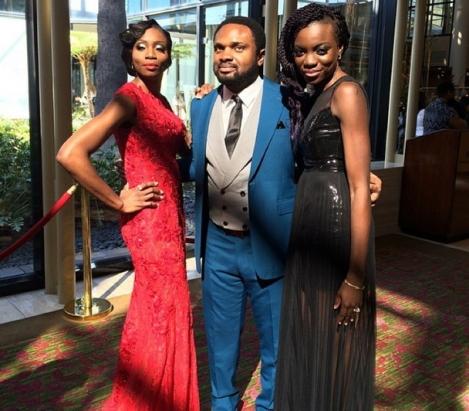 Myao, Cobhams and wife