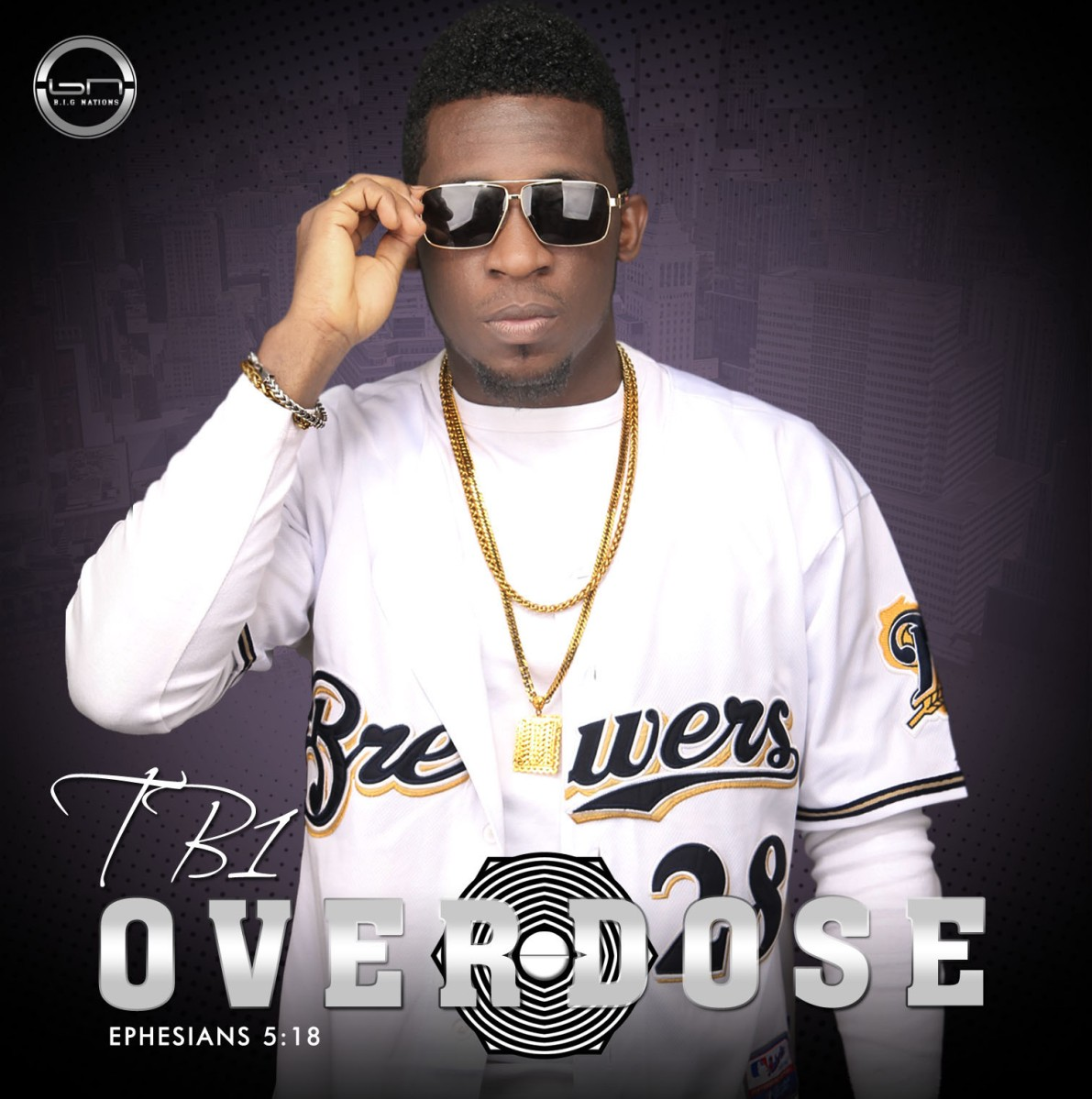"TB1 [The Blessed One] Drops Debut Album - ""Overdose"""