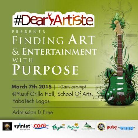 dear artiste