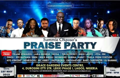 praise Party