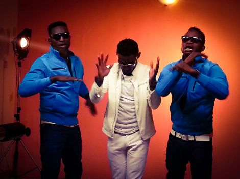 BTS - Okey Sokay - Aka Video Shoot (4)