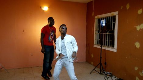 BTS - Okey Sokay - Aka Video Shoot (7)